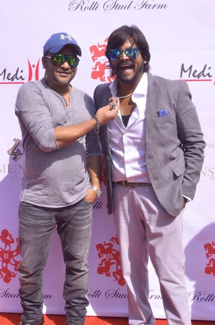 Music Composer Sajid khan With Rohit Gupta-
