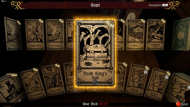 Hand of Fate Games Screenshots