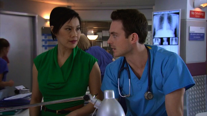 Holby City - Season 18