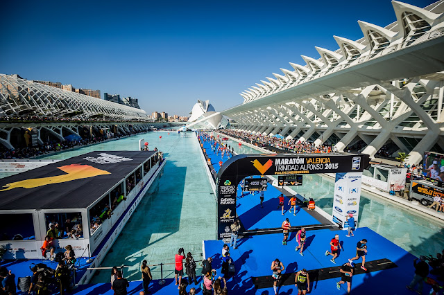 Maratón de Valencia - 20 de Noviembre
