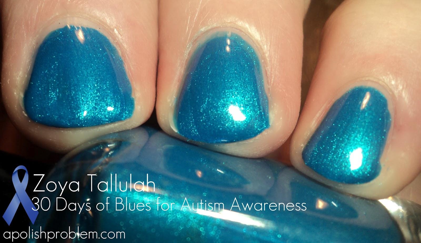 30 Days of Blues for Autism Awareness RecapZoya Robyn Vs Rocky