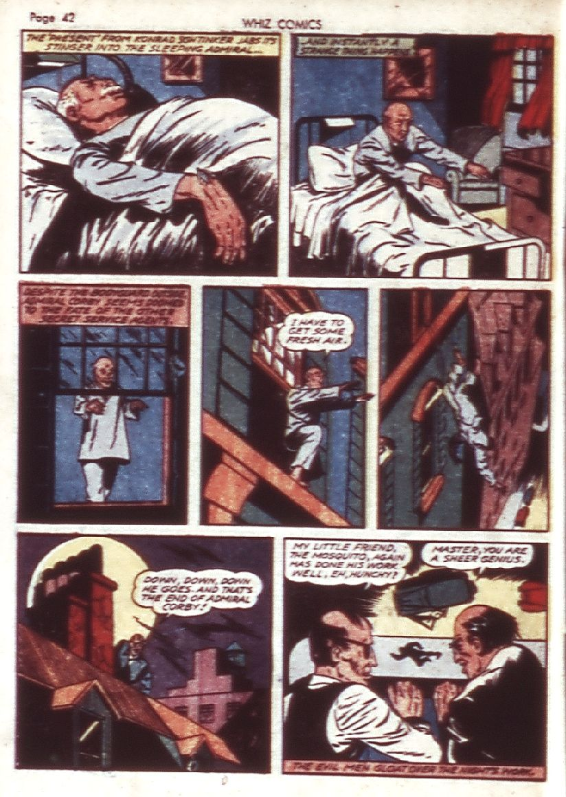WHIZ Comics issue 23 - Page 44
