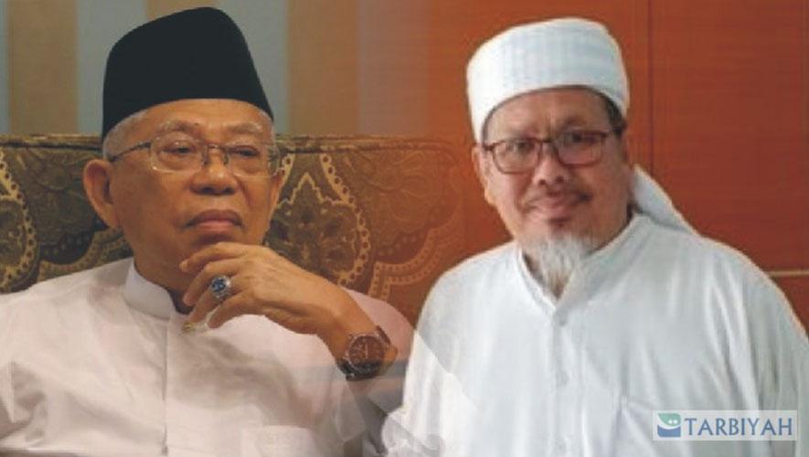 Tengku Zulkarnain - Kyai Maruf Amin