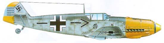 23 September 1940 worldwartwo.filminspector.com Adolf Galland fighter Bf 109