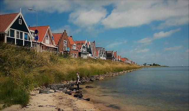 Visitare Volendam in Olanda