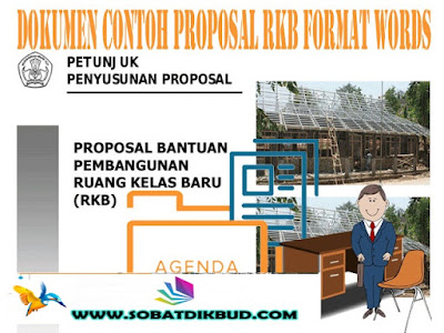 Contoh Proposal RKB Format Words Lengkap