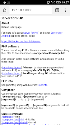 Cara Membuat Web Server di Android