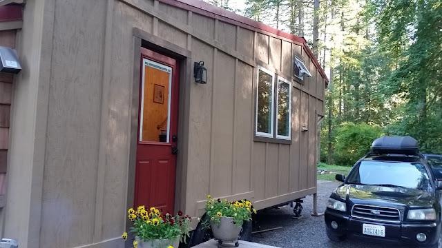 Daniel Miller tiny house