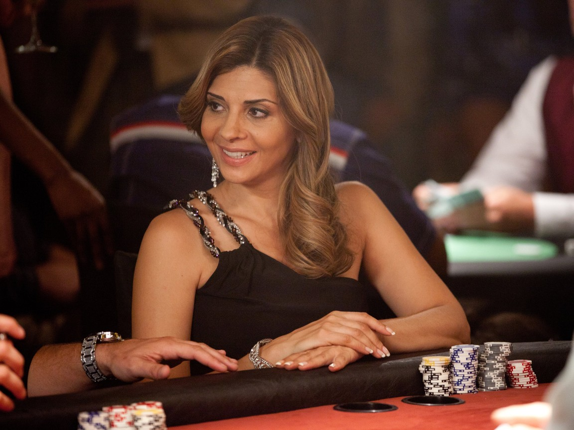 Necessary Roughness - Season 1 Episode 05: Poker Face