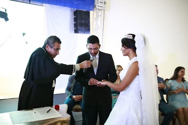 Anápolis: Prefeitura realiza Casamento Comunitário