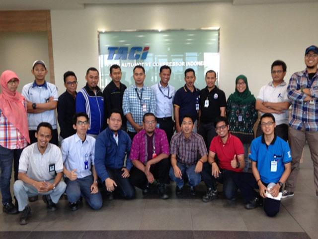 PT TD Automotive Compressor Indonesia (PT.TACI) Yang Terbaru 2018