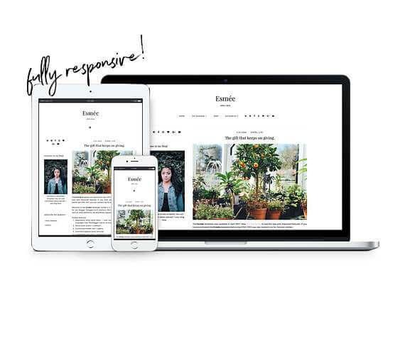 esm 233 e v1 0 responsive creative blogger template daily