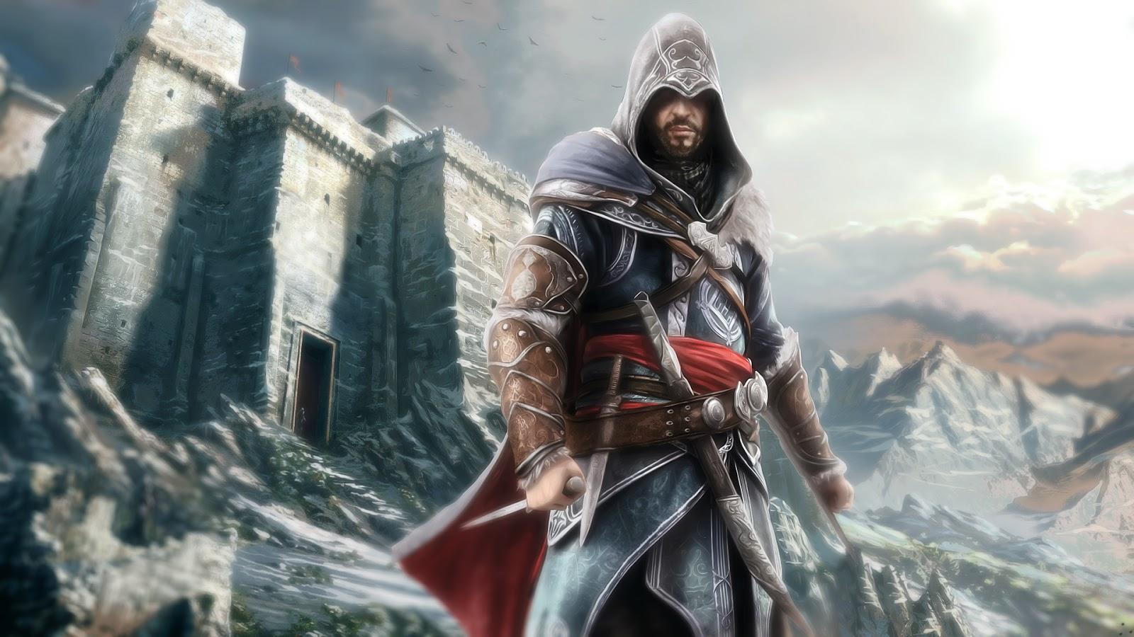dreamWALLpics: Assassins creed hd wallpapers