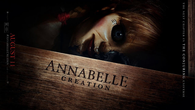Review: Annabelle Creation & MMCineplex Platinum Movie Suites, eCurve