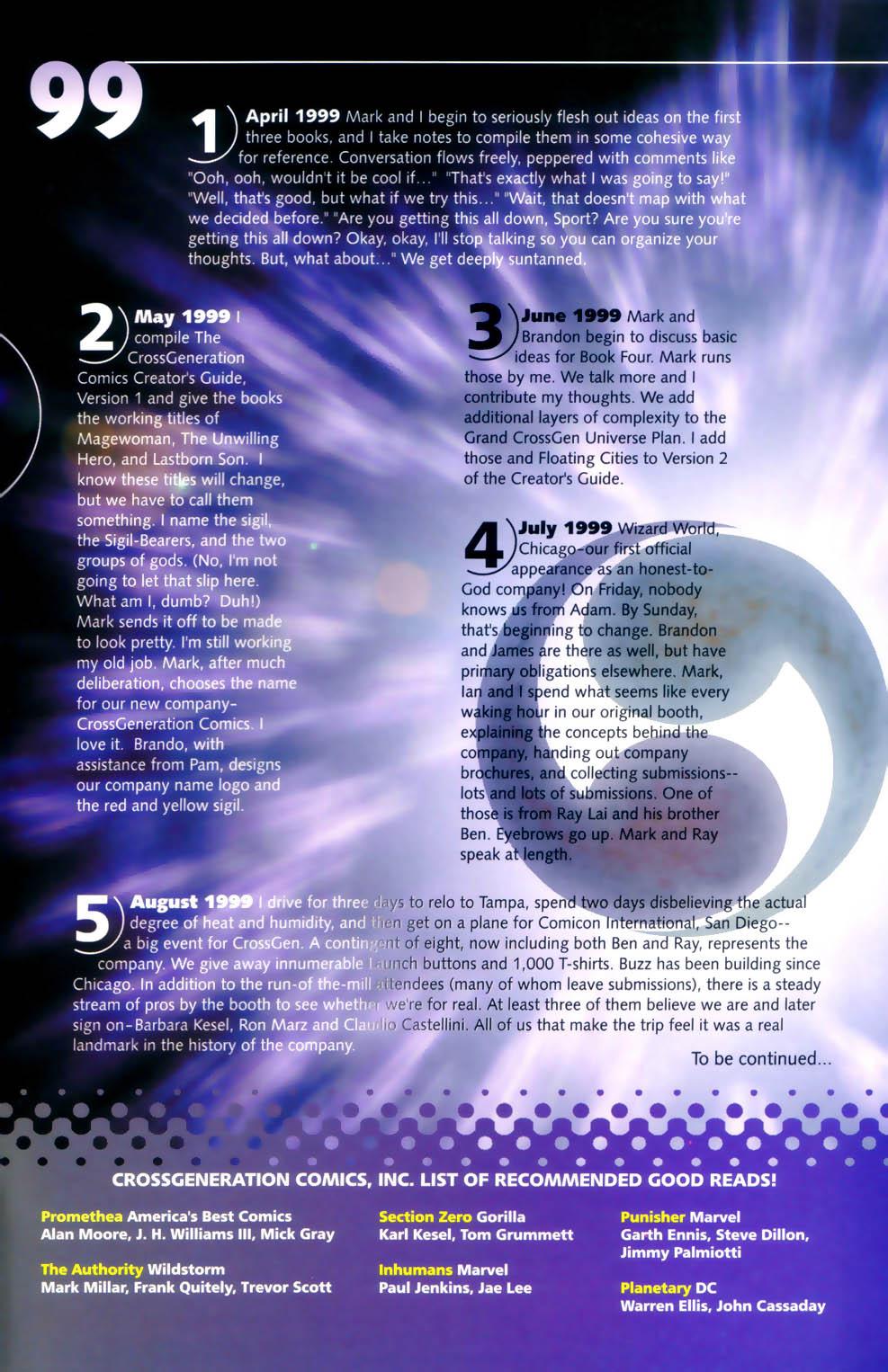 Read online Sigil (2000) comic -  Issue #2 - 29