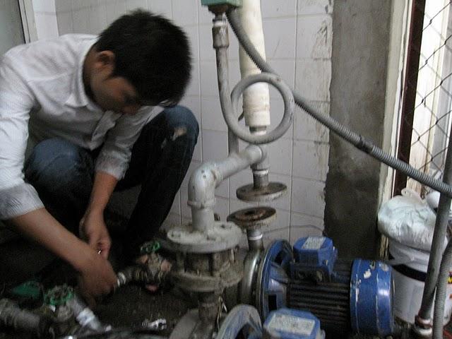 Thợ sửa chữa điện dân dụng tại nhà ở hà nội giá rẻ uy tín