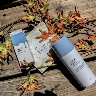 WHY YOU SHOULD TRY THE MILK PEEL CREAM MASK OF ALTHEA KOREA!