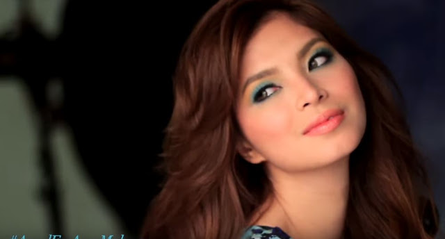 Angel Locsin Was Smoking Hot During the Launch of Avon Tropical Paradise!