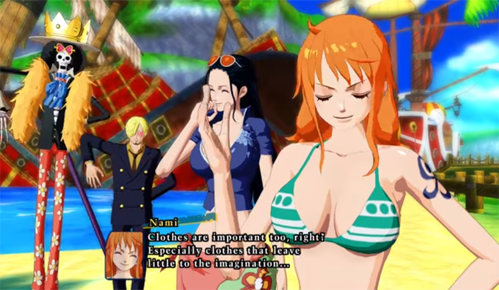 Game One Piece Unlimited World Red Deluxe Edition Free Download For PC