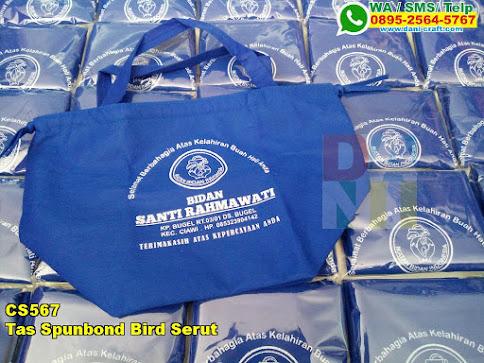Jual Tas Spunbond Bird Serut