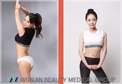 Apple Line Trend With Plastic Surgery Gangnam Korea