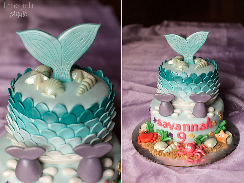 A Handful Of Inspiration Ideas To Present Her Fabulous Cake Lady Simply Cakes By Alison And This Beauty Was Created Every Little Scale Sea Creature
