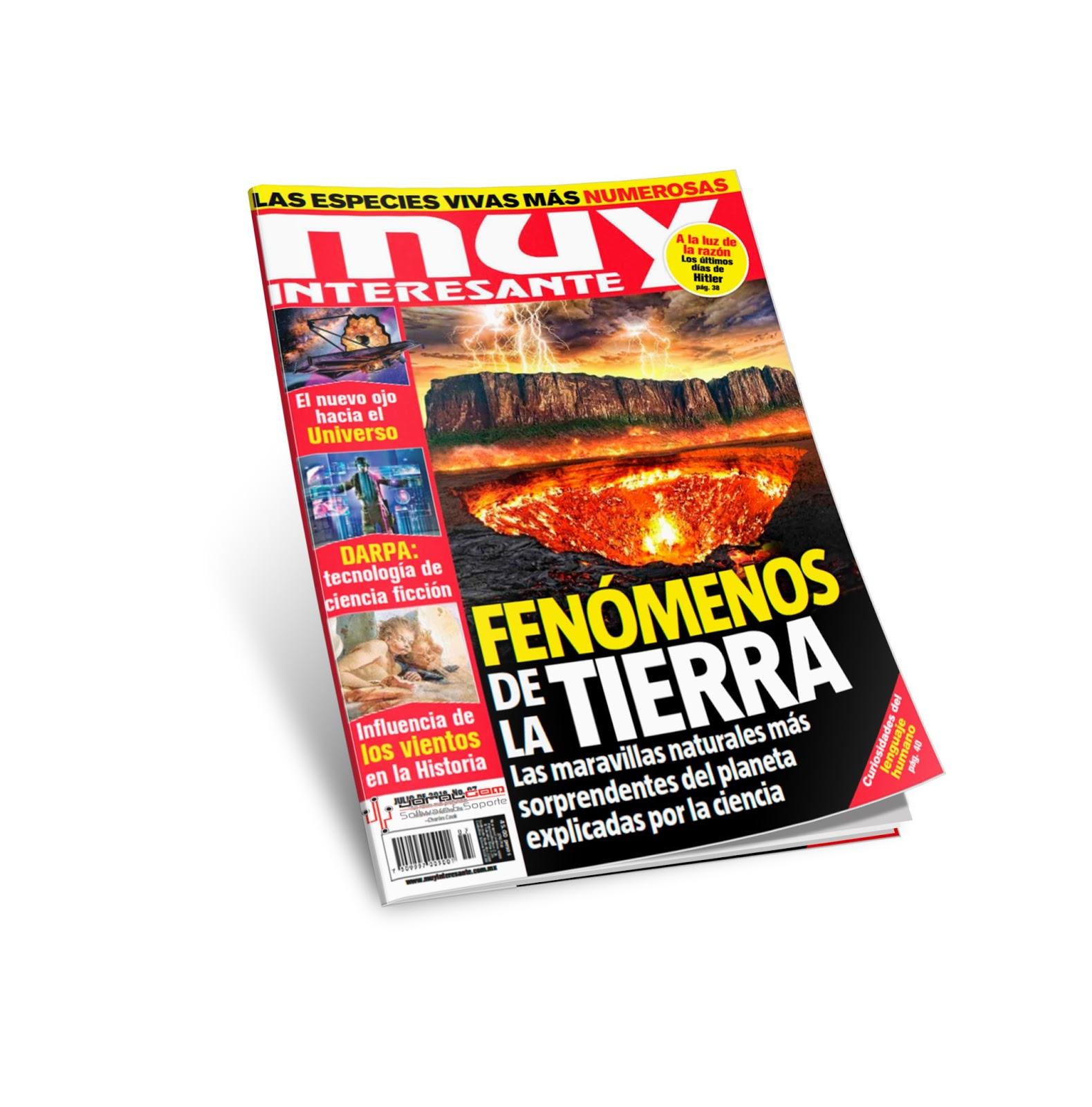 Revista Muy Interesante México - Julio 2016