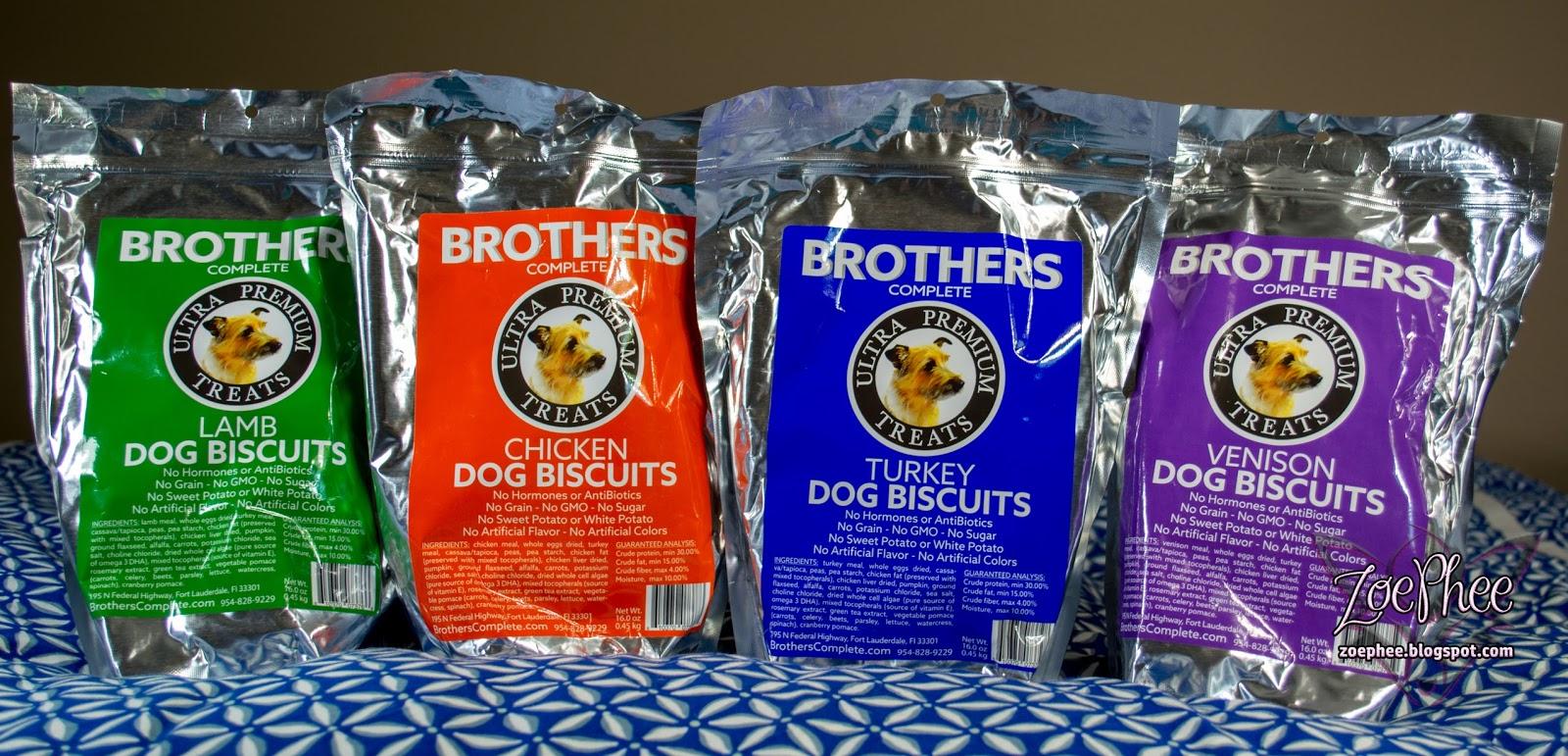 Brothers Venison Dog Food