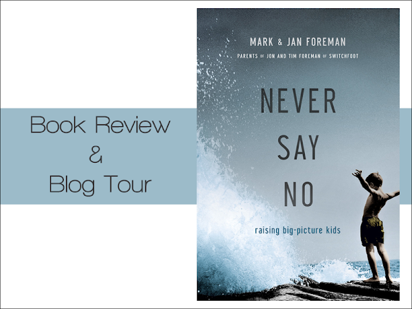 Never Say No: A Book Review & Blog Tour