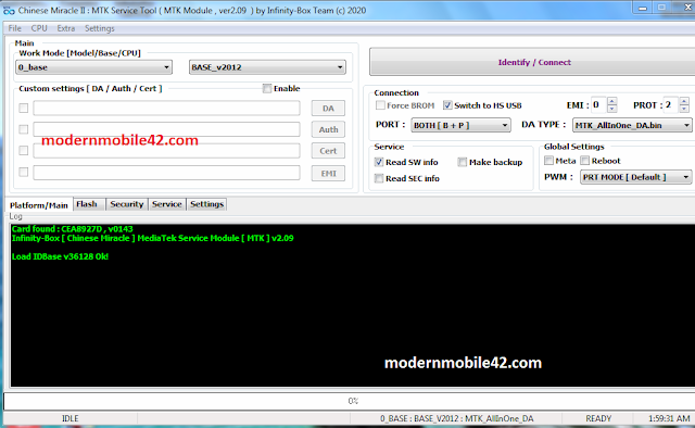 InfinityBox_install_CM2MT2_v2.09