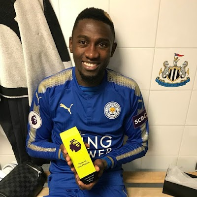 » Ndidi wins Man of the Match for Newcastle Vs Leicester City