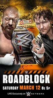 WWE Roadblock 2016 Ten Sports Broadcasting Time and Date (IST)