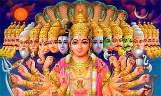 Vamos saber um pouco mais sobre os Deuses mais famosos do Hinduísmo