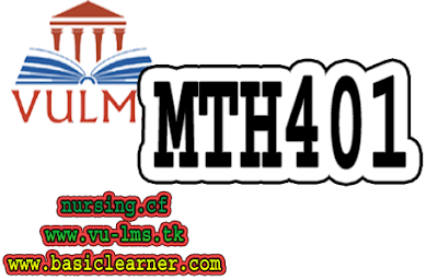 MTH401 midterm solved past paper megafile by reference