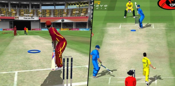 Download World Cricket Championship 2 Mod Apk+OBB v2.5.1