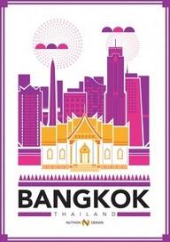 TOP 5 TUJUAN SERU BANGKOK WAJIB DATANG