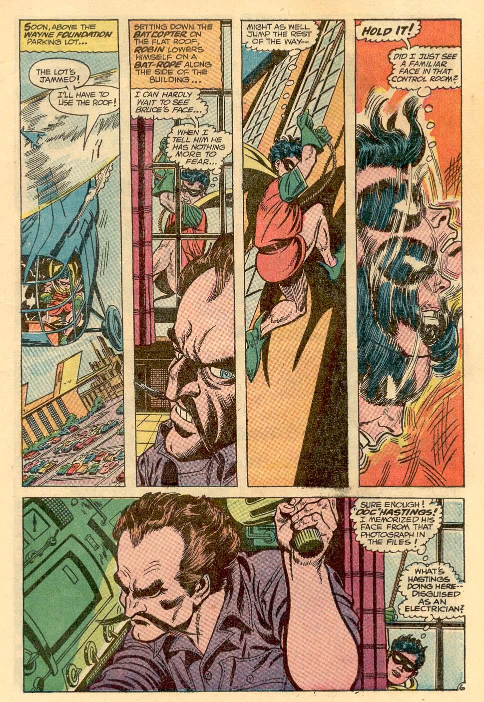 Detective Comics (1937) 367 Page 8