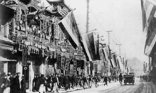 Revolusi Cina: Berakhirnya Era Dinasti dan Munculnya Negara Republik