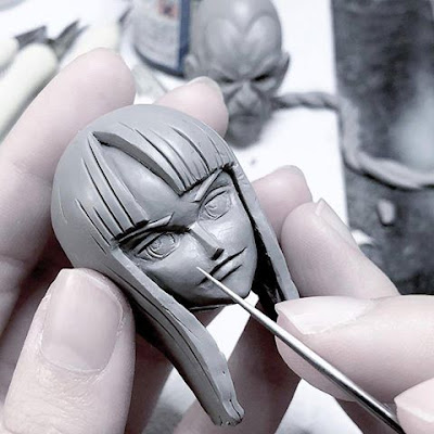 "Entrevista a MRS, participantes en el ""World Figure Colosseum"" de Banpresto"