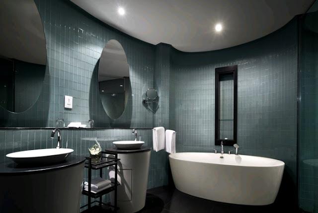 Bathroom E&O Residences Kuala Lumpur