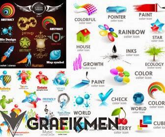 Ücretsiz Şirket Logo Vektörleri