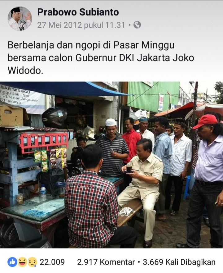 Foto 7 Tahun Lalu Viral Lagi, Komentar Netizen Menohok
