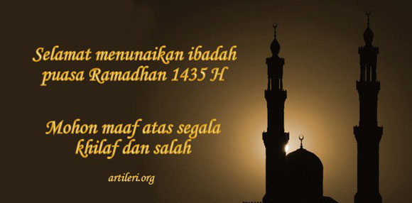 Ramadhan 1435 H