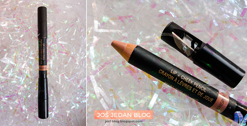 HQhair Beauty Bauble - Party In The Nude - NUDESTIX Lip and Cheek Pencil in 'Whisper' review