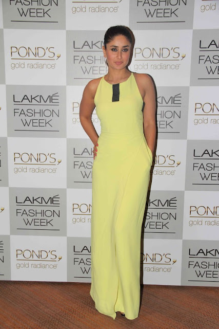 Kareena Kapoor at LFW 2013