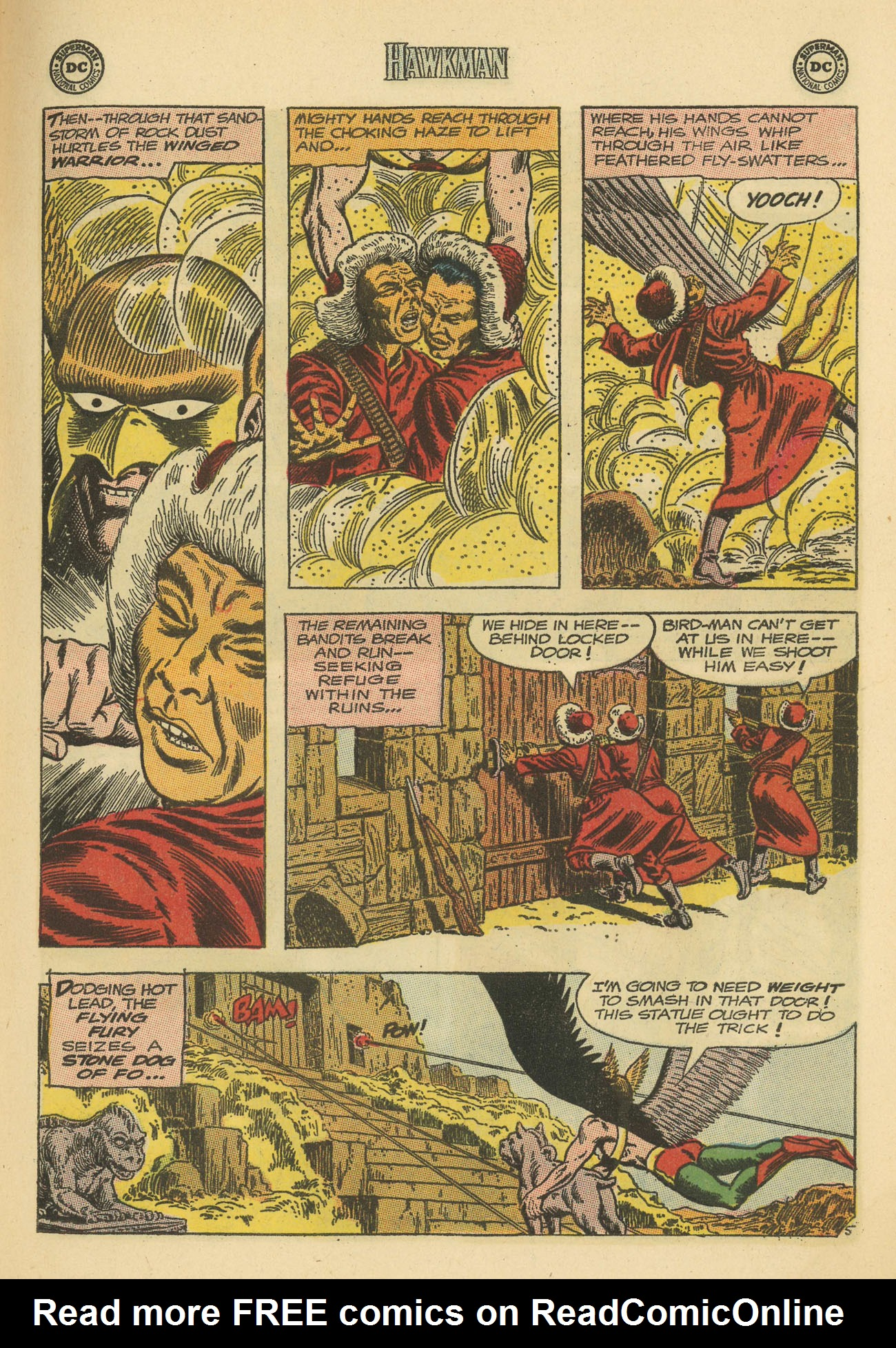 Hawkman (1964) issue 4 - Page 7