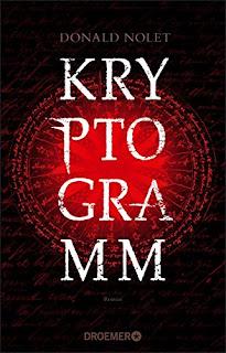 Neuerscheinungen im November 2017 #1 - Kryptogramm von Donald Nolet