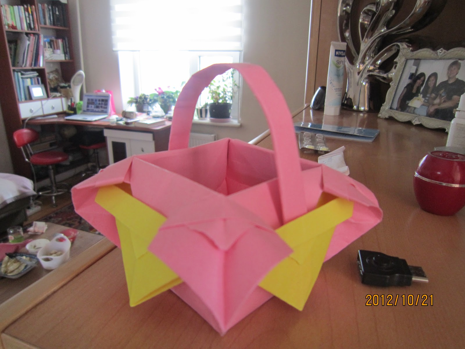 BolorNimbeg: Origami. Easy - photo#48