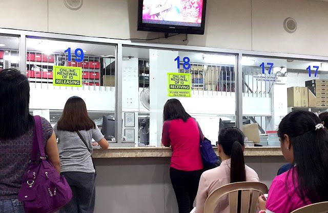 PRC ID online renewal