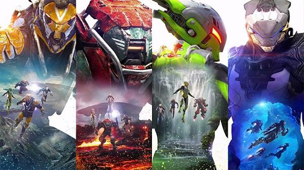 استوديو Bioware يؤكد بطريقة غير مباشرة اصدار لعبة Anthem على جهاز PS5 و Xbox Scarlet